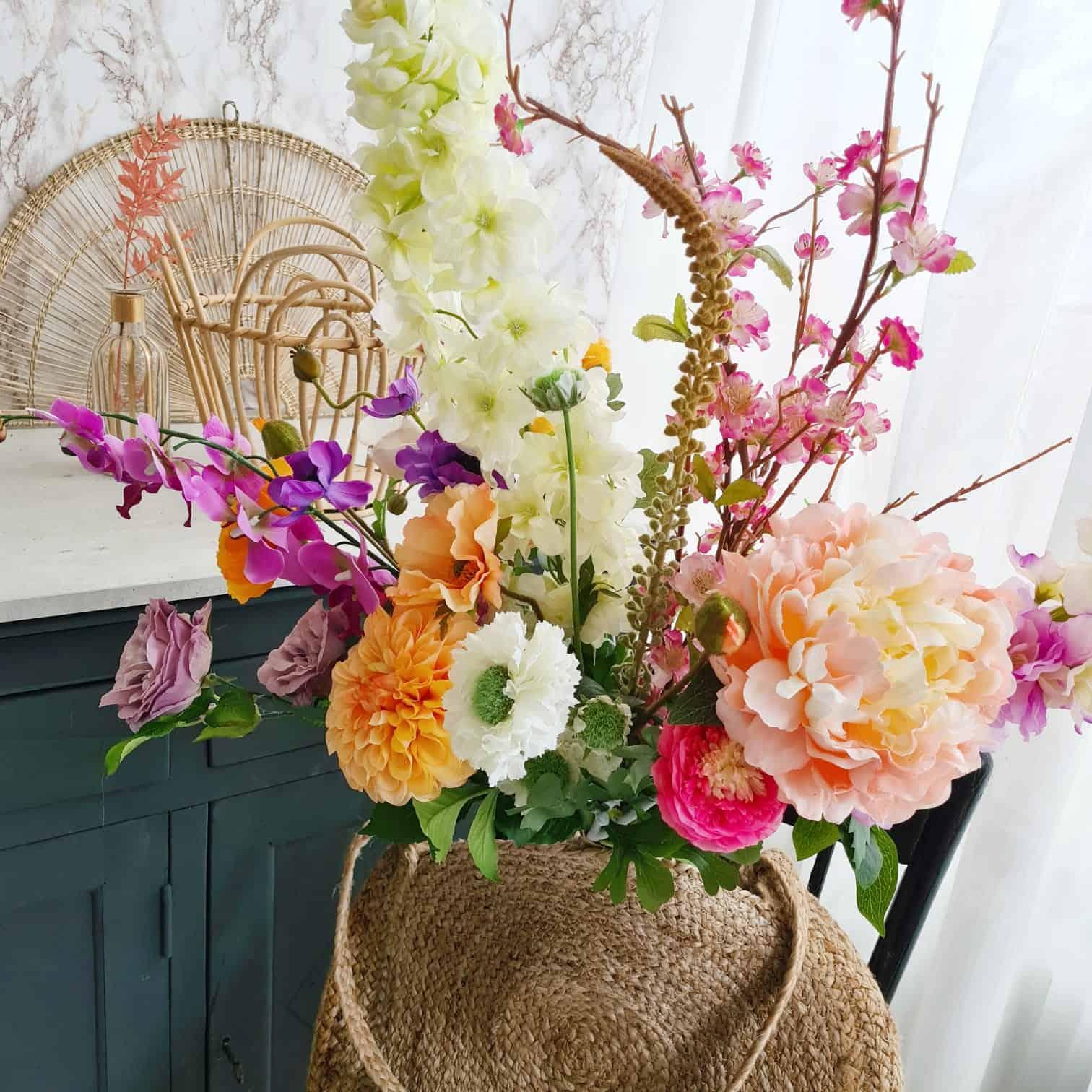 Boeket-zijden-bloemen-terrarosa1